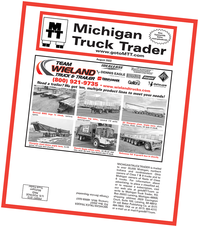 Michigan Truck Trader | Welcome