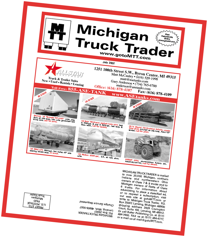 Parts Heavy Equipment Trader : Michigan truck trader welcome